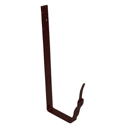 Крюк длинный Grand Line Vortex прямоугольный 127мм RAL 8017 - фото #1