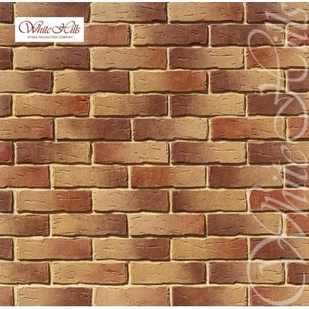 Декоративный кирпич White Hills Сити Брик 375-60 - фото