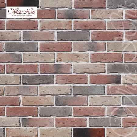 Декоративный кирпич White Hills Сити Брик 378-90 - фото