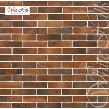 Декоративный кирпич White Hills Терамо Брик 353-70 - фото #1