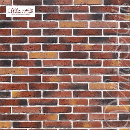 Декоративный кирпич White Hills Бергамо Брик 373-70 - фото