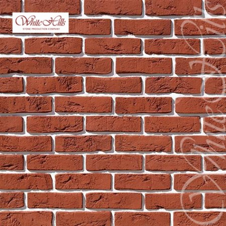 Декоративный кирпич White Hills Лондон Брик 302-60 - фото #1