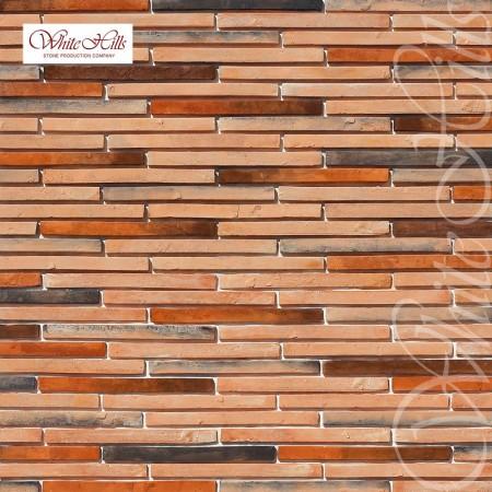 Декоративный кирпич White Hills Реген Брик 691-50 - фото #1