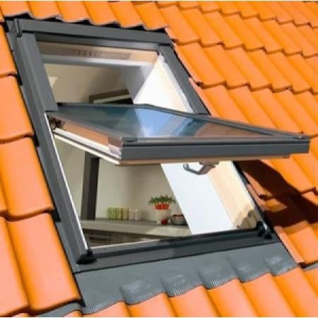 Мансардные окна - фото