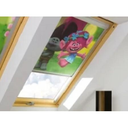 Рулонная штора ARF детская серия DreamWorks 55*98 - фото #1