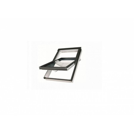 Мансардное окно PTP U3 из ПВХ 55*98 - фото #1