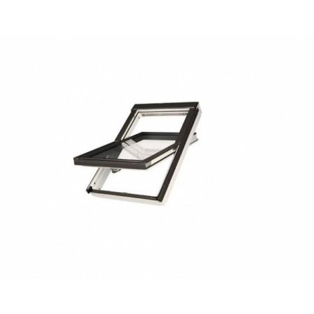 Мансардное окно PTP-V U5 из ПВХ 66*118 - фото #1