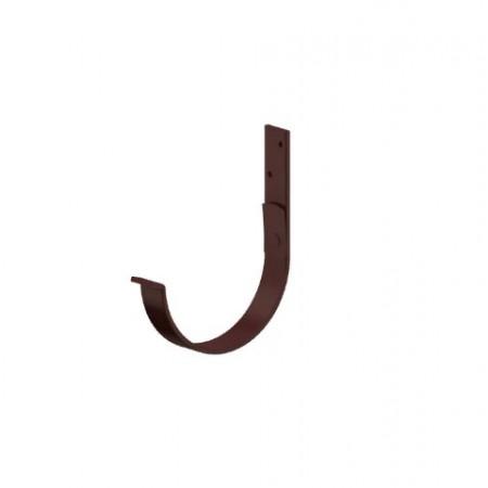 Держатель желоба профилированный МеталлПрофиль Grandsystem D125х145 0,1 мм ВПЭД - фото #1