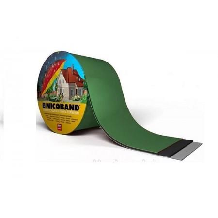 Самоклеящаяся лента Nicoband Зеленая 3м*5см - фото #1
