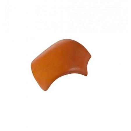 Вальмовая черепица с зажимами конька Braas Ревива - фото #1