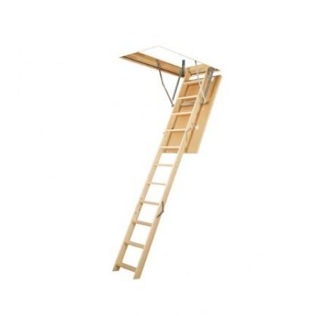 """Лестница чердачная LWS Plus\"""" 60*120*335 - фото #1"""