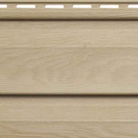 Сайдинг виниловый Альта профиль Карелия Корабельный брус Т-01 (3 х 0,230м) Ольха - фото