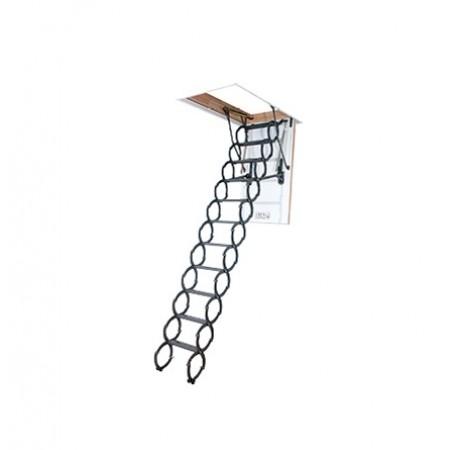 Лестница ножничная термоизоляционная LSТ 70*120*280