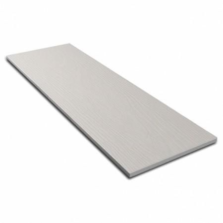Фиброцементный сайдинг (панель) Decover Silver