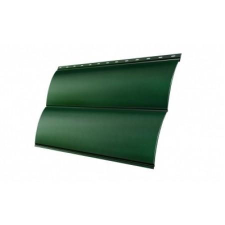 Металлический сайдинг GL Блок-хаус new Velur - фото #1