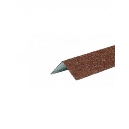 Уголок металлический внешний Hauberk Терракотовый - фото #1
