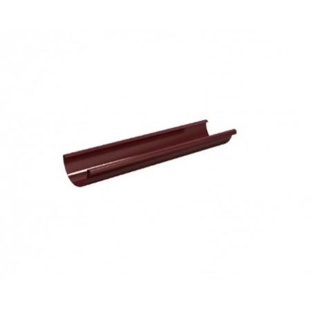 Желоб водосточный Металл Профиль D150х3000 0,5 мм ПЛД - фото #1