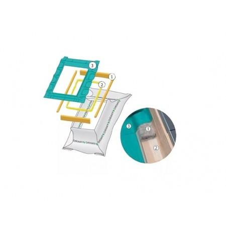 Комплект изоляционных окладов XDK 78*118 - фото #1