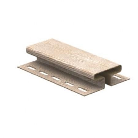 H-планка (соединительная) Ю-пласт Тимберблок Дуб Натуральный - фото #1
