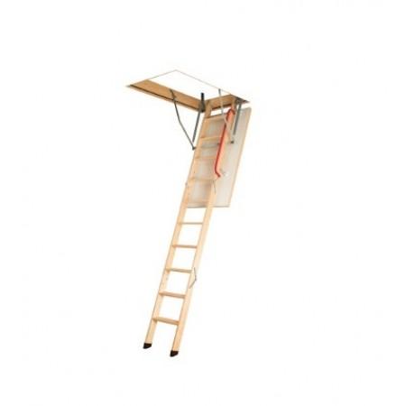 Лестница чердачная LWK Plus 70*120*280 - фото