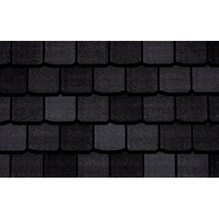 Гибкая черепица Certainteed Highland Slate Black Granite - фото #1