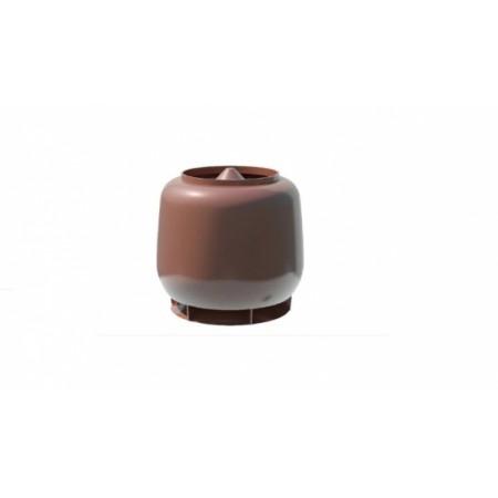 Колпак ТехноНиколь D 160 коричневый - фото