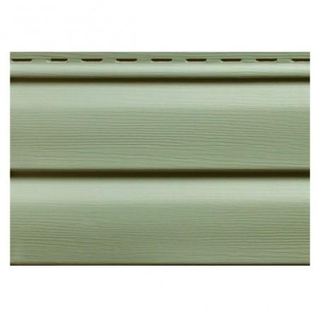 Сайдинг U-plast Корабельный брус Зеленый - фото #1