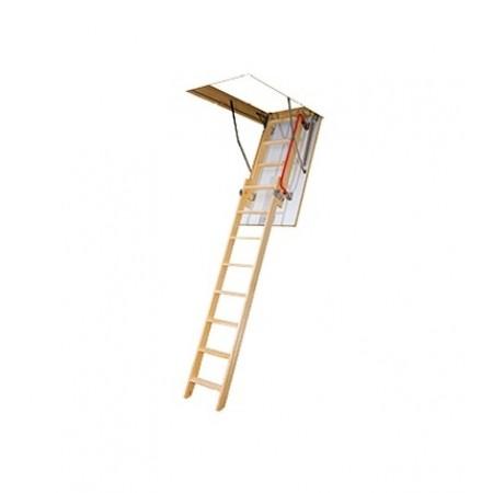 Лестница чердачная раздвижная 60*120*280 LDK - фото