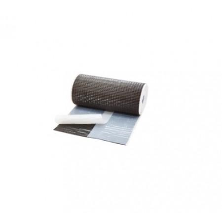 Гофрированная лента для примыканий 2,5м алюминиевая - фото #1