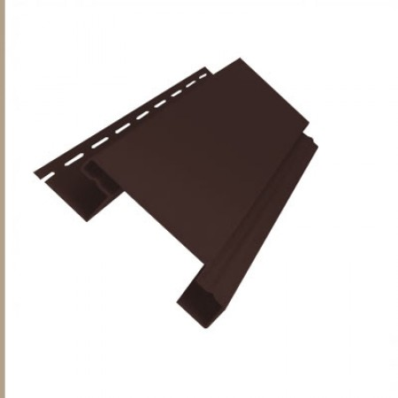 Планка Наборная (Наличник) 3,0 GL Я-ФАСАД ACA Темный Дуб - фото #1