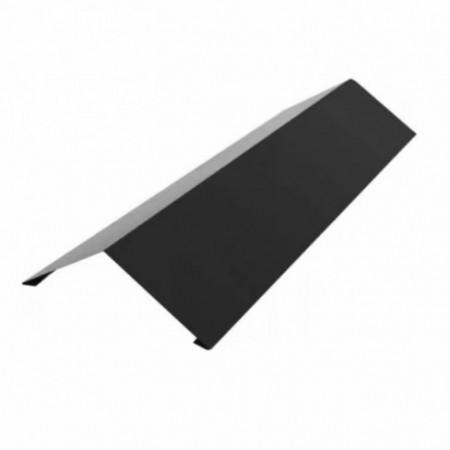 Планка конька плоского 145х145 Grand Line 0,5 Quarzit Lite - фото #1