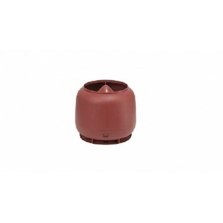 Колпак ТехноНиколь D 110 RR красный - фото
