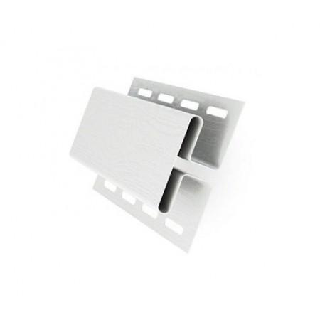 Профиль H соединительный 3,00 GL Белый - фото #1