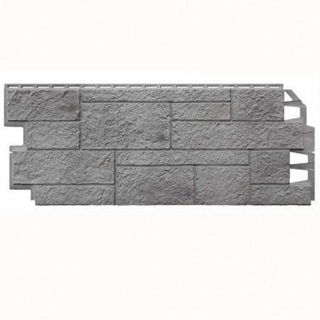 Фасадная (цокольная) панель VOX SOLID SANDSTONE Light Grey - фото