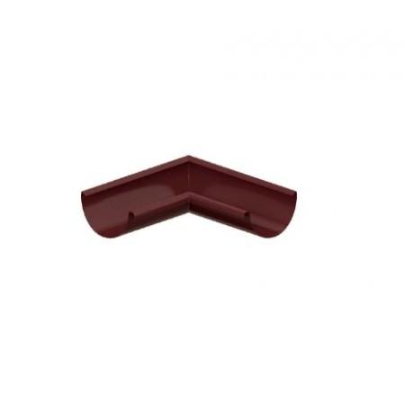 Угол желоба внутренний Металл Профиль D150 0,6 мм ПЛД - фото