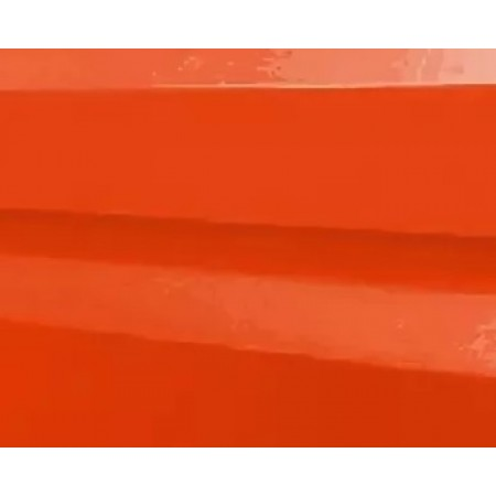 Металлический сайдинг МП 14х226 ПЭ RAL 2004 - фото #1
