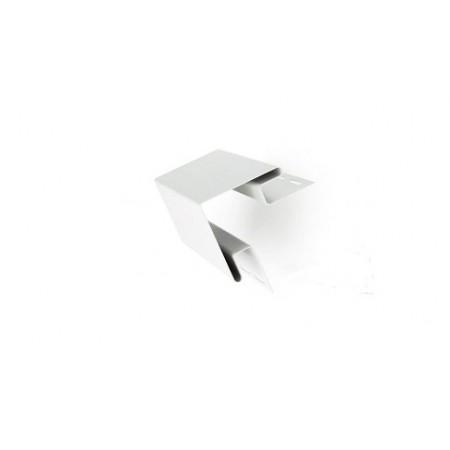 Угол наружный 3,00 GL Белый slim - фото #1