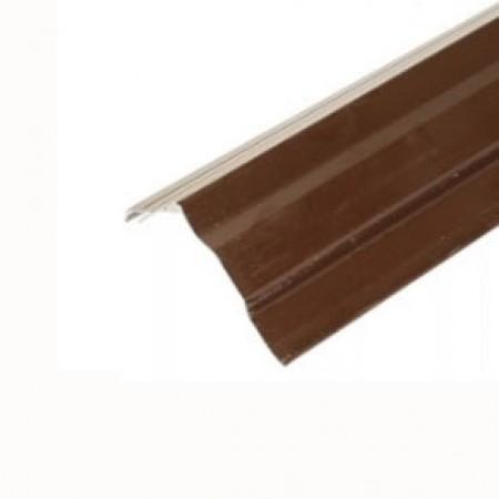 Планка торцевая 90х115х2000 МеталлПрофиль VikingMP Е - фото #1