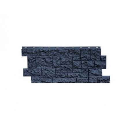 Фасадная панель NordSide Северный камень Графитовый - фото