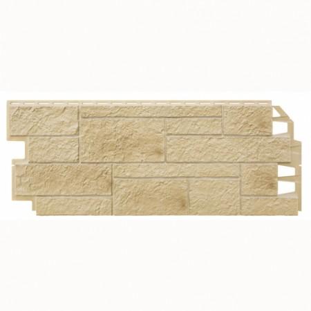 Фасадная (цокольная) панель VOX SOLID SANDSTONE Cream - фото