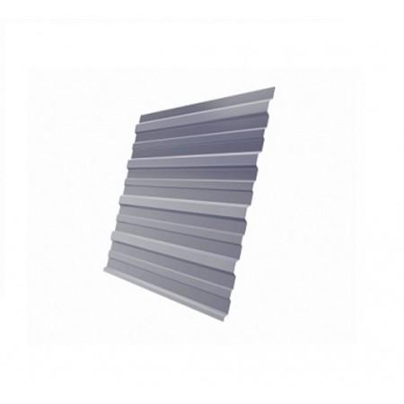 Профнастил С10A Полиэстер 0,45 сталь RAL 7004 - фото