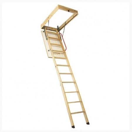 Чердачная лестница Docke LUX 70*120*300 см - фото