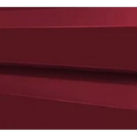 Металлический сайдинг МП 14х226 ПРМ RAL 3005 - фото #1