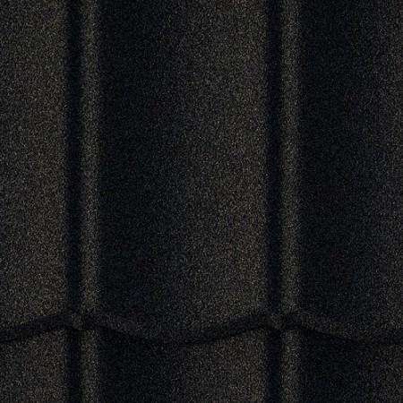 Кровельная панель AeroDek Традиция Черный бриллиант - фото #1
