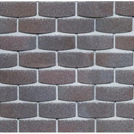 Фасадная плитка Hauberk Кварцит - фото