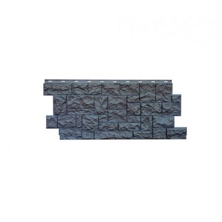 Фасадная панель NordSide Северный камень Серый - фото