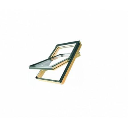 Мансардное окно FTP-V P2 66*140 - фото #1