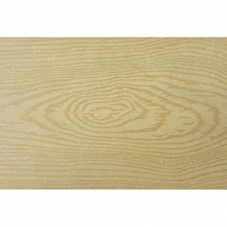 Террасная доска Holzhof Кольца дерева (Шовная) Желтый песок - фото #1