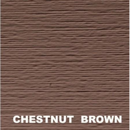 Сайдинг Mitten Sentry Chestnut Brown - фото