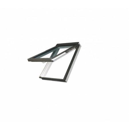 Мансардное окно PPP-V U3 из ПВХ 94*140 - фото #1